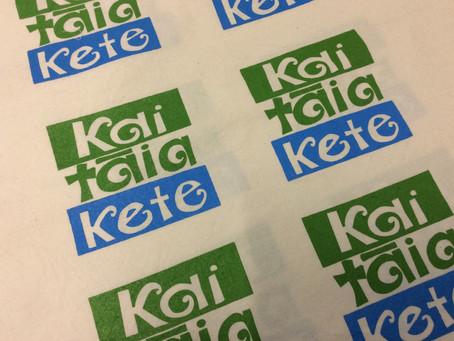 Kai-tāia Kete launch Saturday 30th June