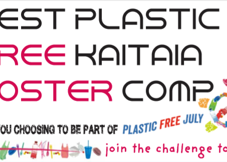 Poster competition – Plastic Free July 2019
