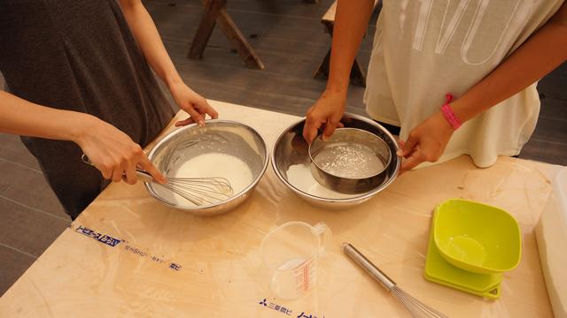 北海道産の小麦粉で美味しいクレープ!!