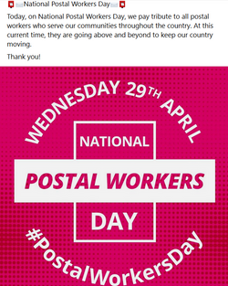 National Post Workers Party