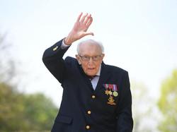 Happy 100th birthday, Colonel Tom Moore.
