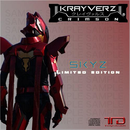 SKYZ -LIMITED EDITION-<CD>