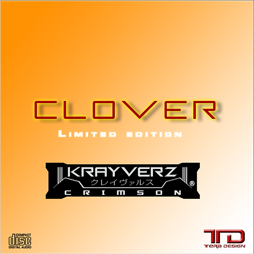 CLOVER -LIMITED EDITION-<CD>