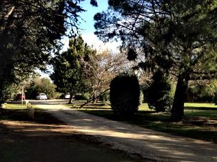 Un grand Parc avec parking pour l'organisation de vos évènements