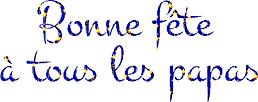 La fete des pères à l'auberge Amandin à Beaucaire