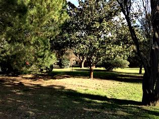 Le parc de l'Auberge