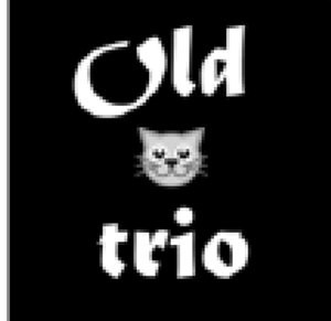 OLD CATS TRIO à l'amandin