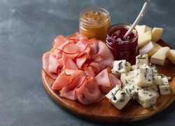 planche Aveyron apero fromage