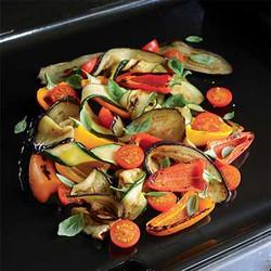plancha aux légumes