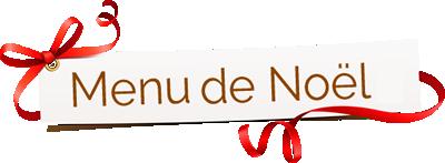 menu fetes noel 2020 auberge amandin beaucaire