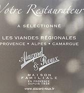 Boucherie Alazart & Roux