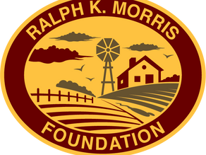The Ralph K. Morris Foundation has moved!