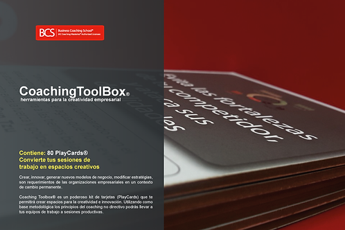 Coaching ToolBox® + Entrenamiento usuario modalidad e-learning