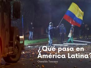 ¿Qué pasa en América Latina?