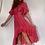 Thumbnail: Red Disco Gypsy Dress