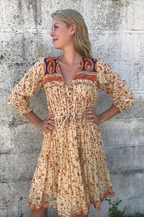 Sissy Cowgirl Dress - Caramel