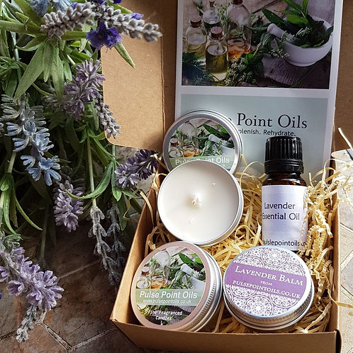 Lavender Gift box Collection