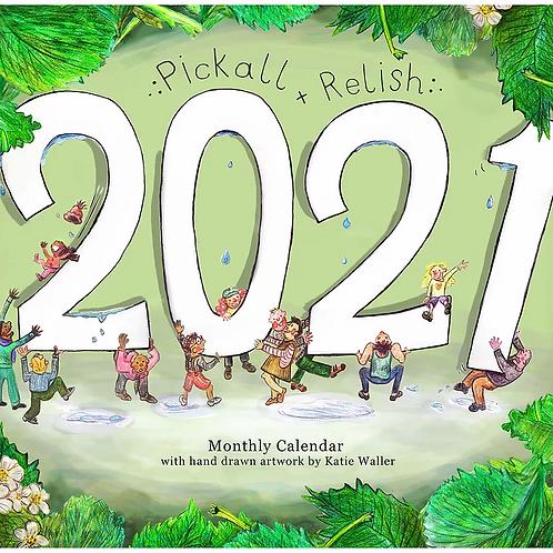Pickall + Relish Calendar 2021