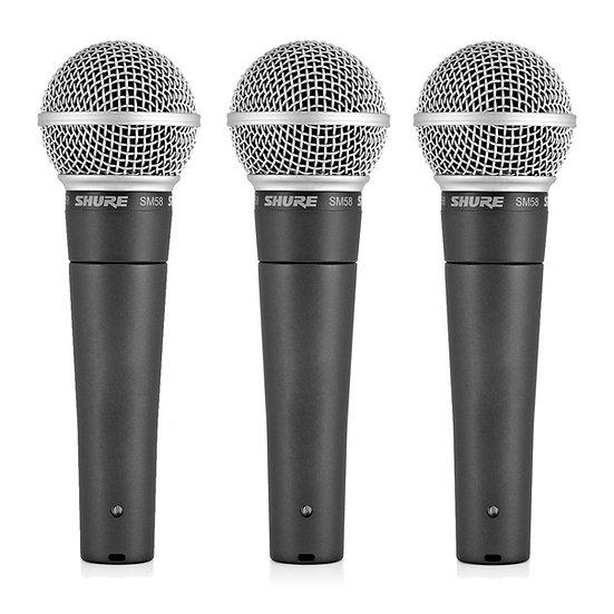 Standard Microphone Kit