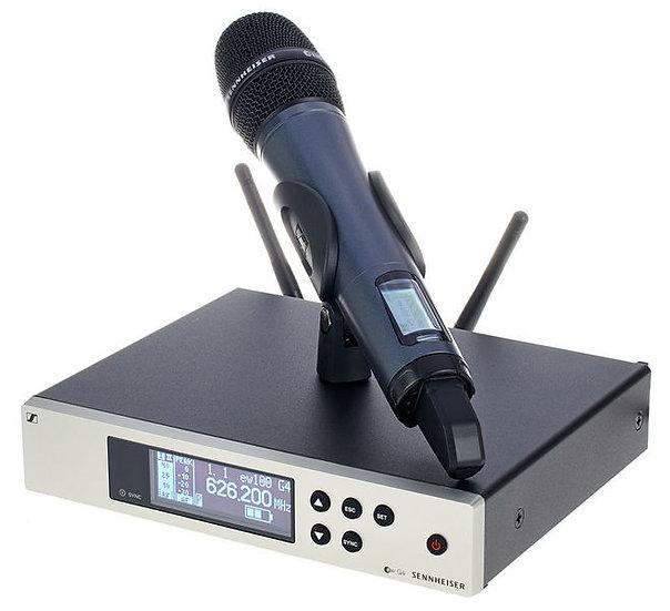 Sennheiser - Ew100 G4 Wireless Mic