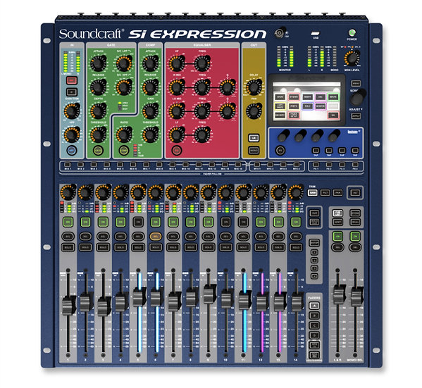 Soundcraft - Si Expression 1