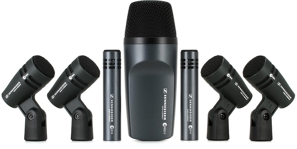 Medium Microphone Kit