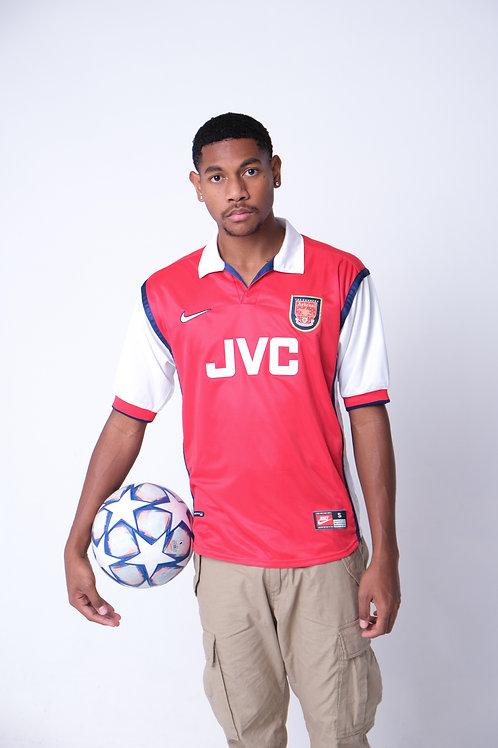 Arsenal Home 1998-99