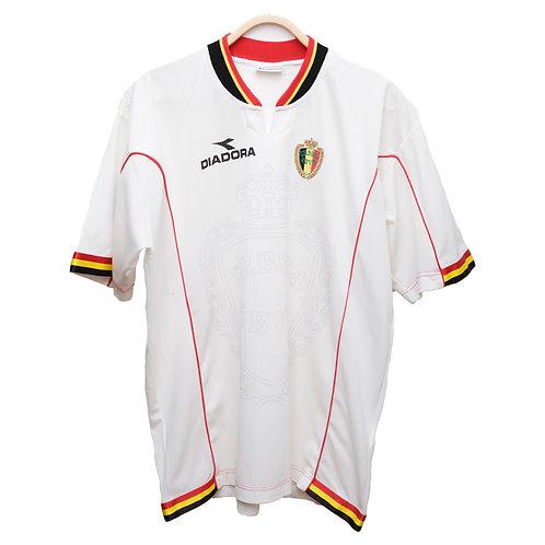 Belgium Away 1998