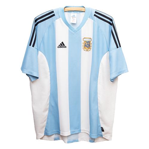 Argentina 2002-04