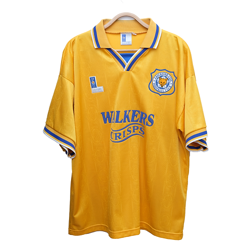 Leicester 1994-96