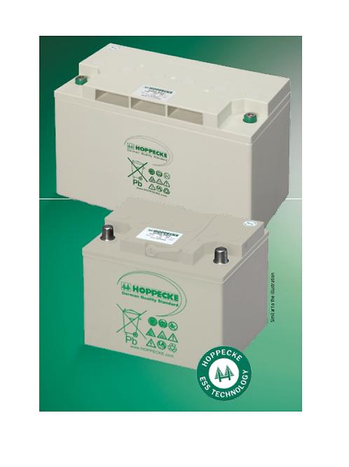 Bateria Solar HOPPECKE VRM 6 V-250 Ah