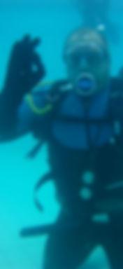 escola mergulho joinville