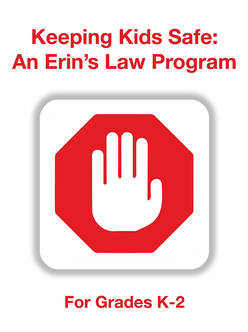 Keeping Kids Safe: An Erin's Law Program