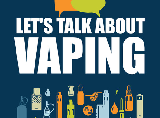 Let's Talk about Vaping: A Guide for Teens on the Dangers of E-Cigarettes and Vape Devices