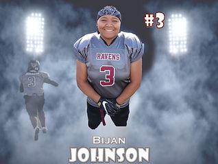 B Johnson