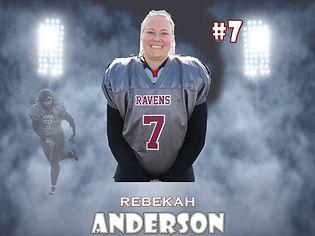 R Anderson
