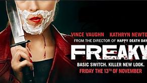 FREAKY: No es Friday, es Blumhouse