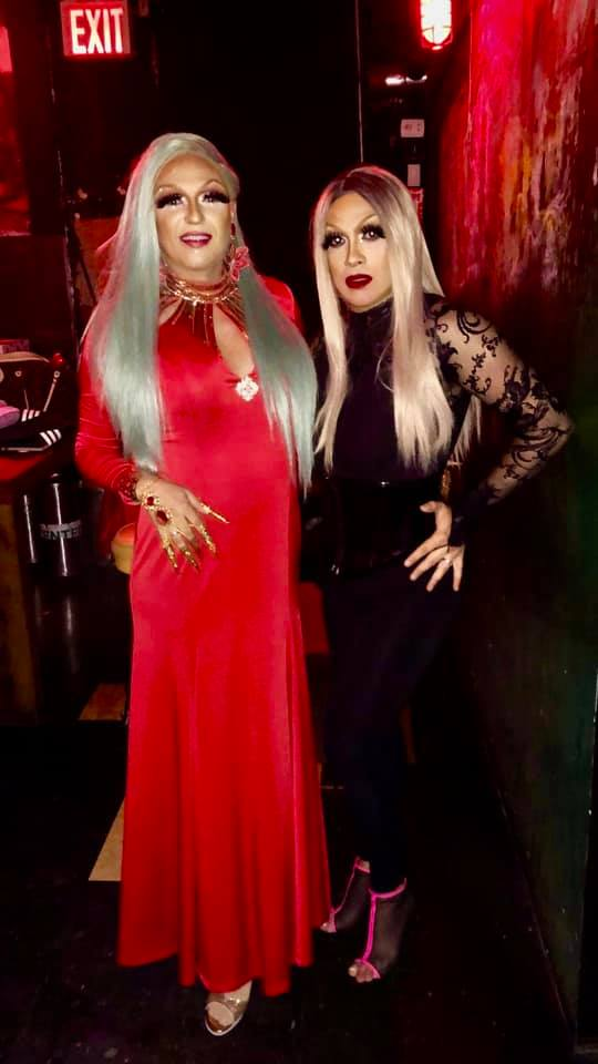 Queer Tango Festival 2019, Drag night