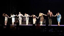 Performing at City Center
