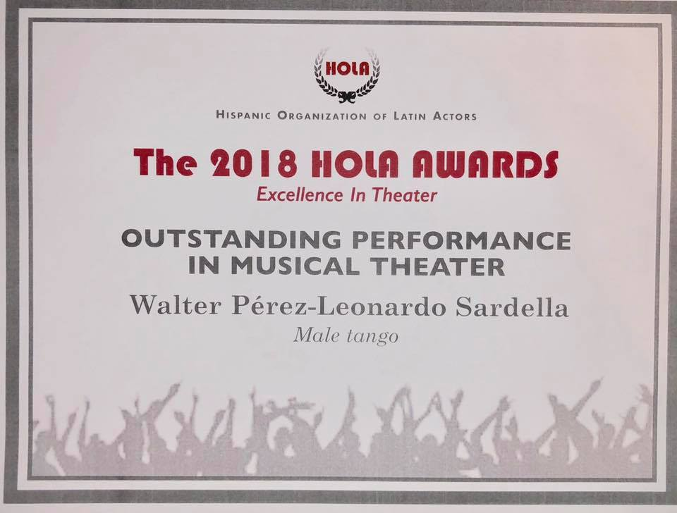 HOLA Awards 2018