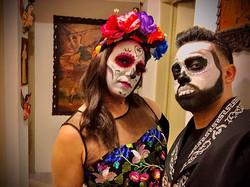 Dia de muertos, Mexico queer tango fest.