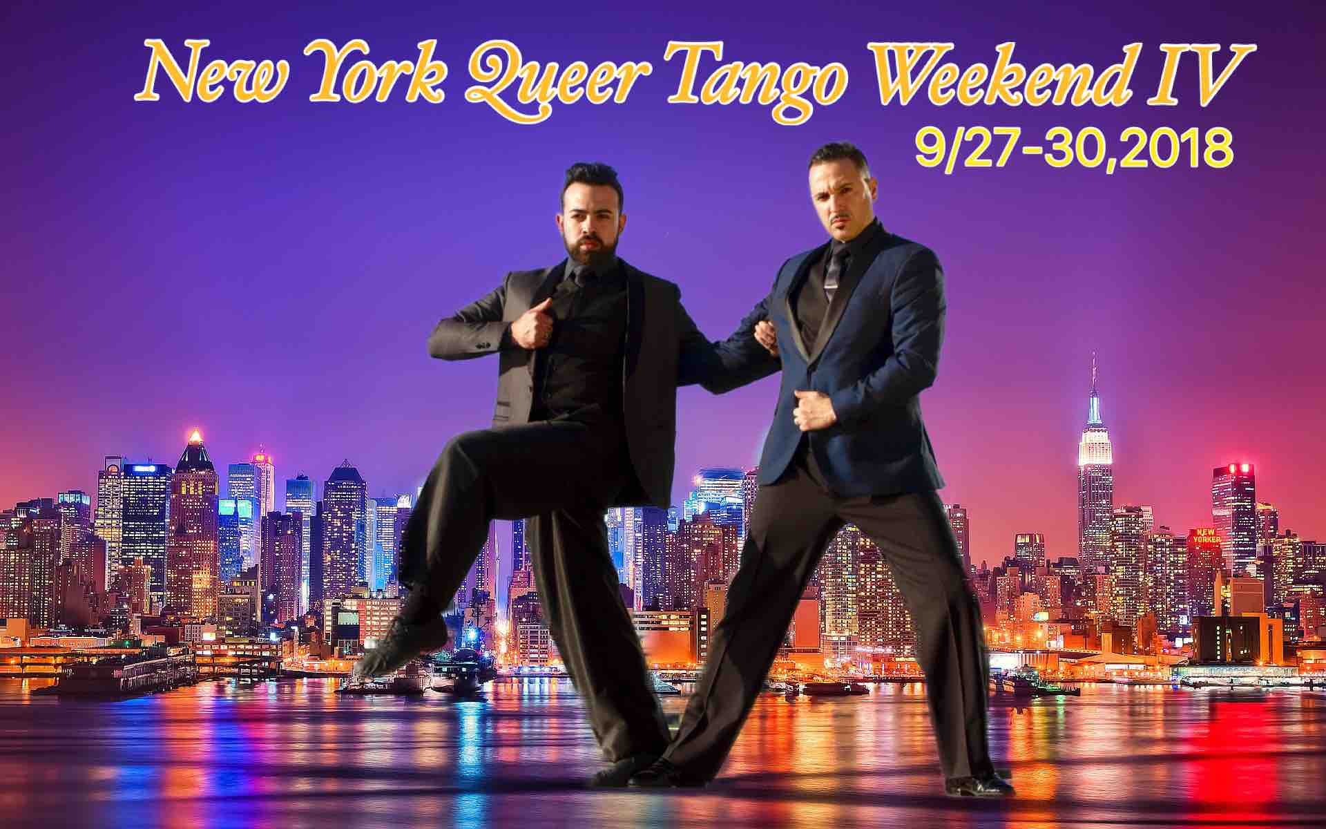 NY Queer Tango Weekend