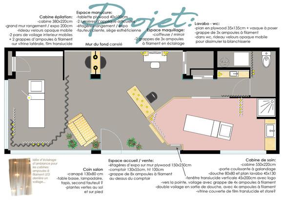 M institut 5 - projet