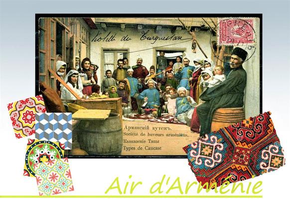 Air d'arménie 1