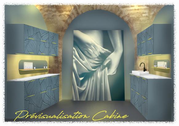 Art du Soin 12 - preview cabine