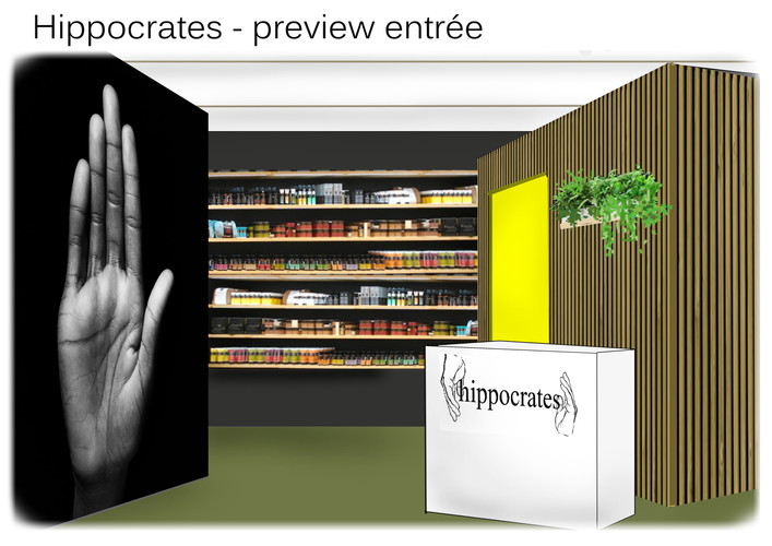 Hippocrates preview entree