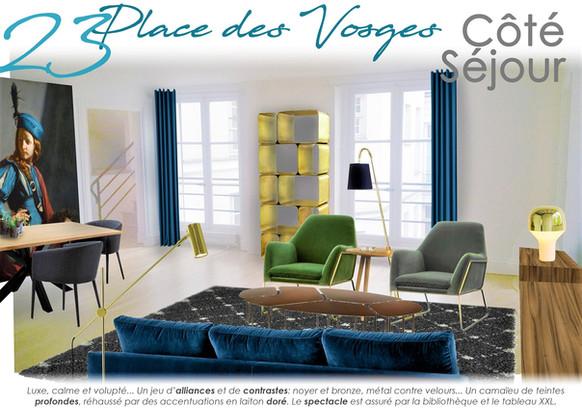 Place des Vosges 10