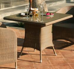 Sanserre chair & Sydney table 90x90cm