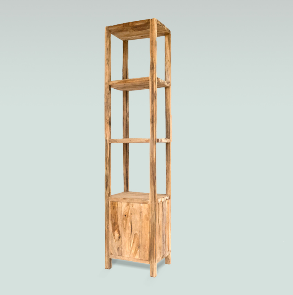 Seken Bookcase sulur with door