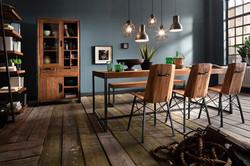 SUMATRA Table et Chaises